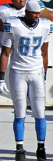 Brandon Dennard Pettigrew(born February 23, 1985) is an footballtight end for theDetroit Lionsof the National Football League. He was drafted by the Lions with the 20th overall pick in the2009 NFL Draft.  Pettigrew playedatRobert E. Lee High SchoolinTyler, Texas, where he was teammates withMatt Flynn,Justin Warren, andCiron Black.