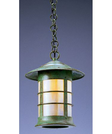 Arroyo Craftsman NH-9 Newport 1 Light Outdoor Hanging Lantern