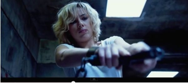 Scarlett Johansson Is A Super-Powered Drug Mule In First Lucy Trailer
