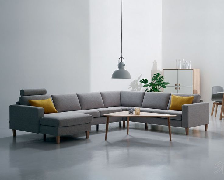 NORTH LIVING sofa modułowa NORDIC cena od AnOther DESIGN