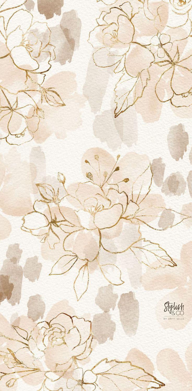 springwallpaperiphone Floral wallpaper iphone