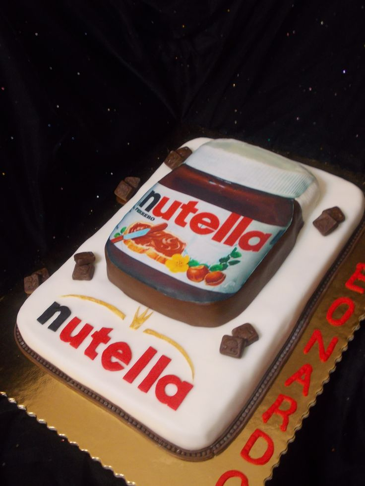 dolce cara nutella