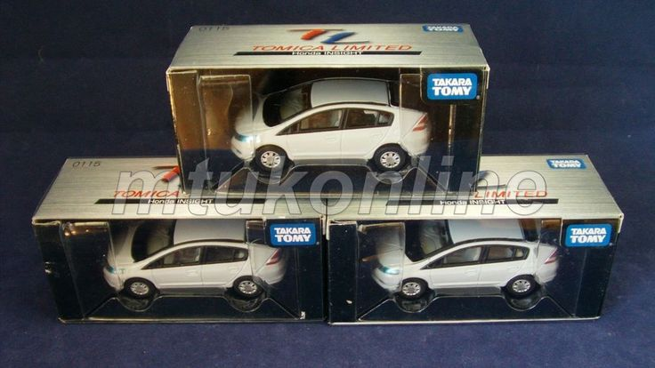 TOMICA TL 115 | HONDA INSIGHT 2009 | 1/60 | ST 2006 BOX | SELL AS LOT