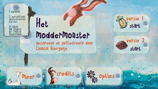 Het Moddermonster, iPhone, iPad, iPod Touch €1,79