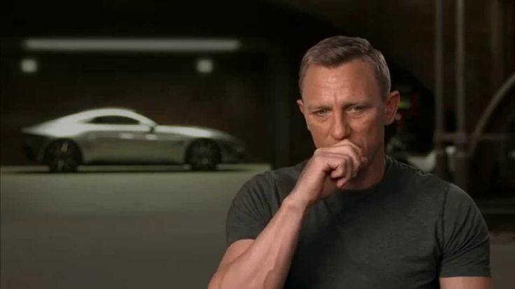 007 CONTRA SPECTRE - Entrevista (Daniel Craig)