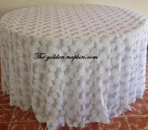 Susana Mesh Tablecloths at wholesale price