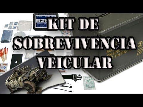 Kit de Sobrevivência Veicular - Get Home Bag