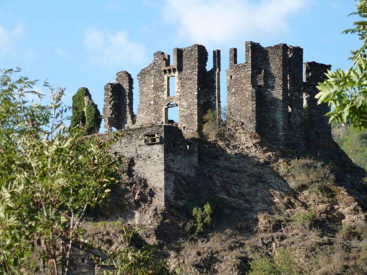 château de Saint Julien d'Arpaon