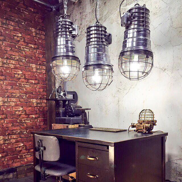 Loomlight Design Specilise In The Restoration And Retro Fitti Ng Of  Industrial Lighting, Accessories And Furniture.