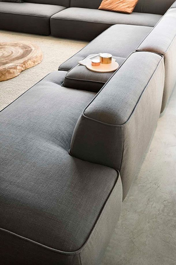 Cloud: un sofá modular de Francesco Rota para Lema