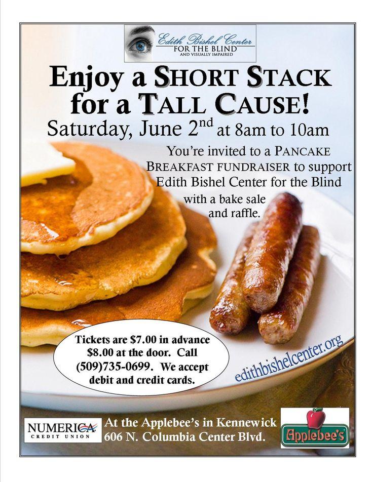 pancake breakfast fundraiser - Google Search