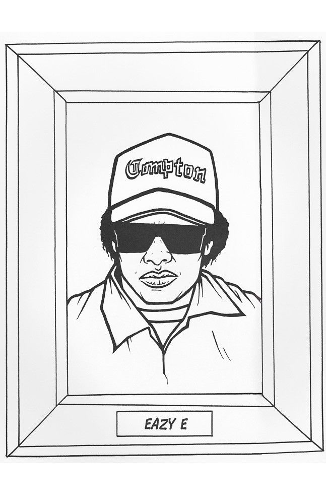 Coloring Pages Of Gangster