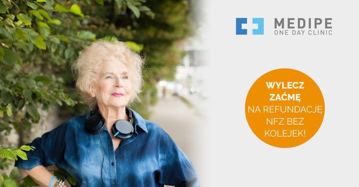 Dj Wika poleca organizację leczenia zaćmy przez Medipe Clinic! Zabieg już w dwa tygodnie od zgłoszenia, tylko 995zł!