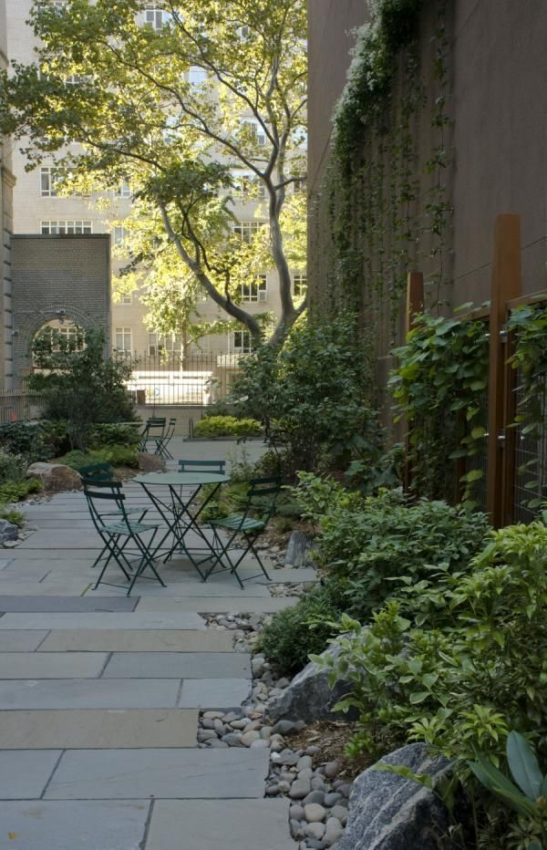 Pocket Park / Starr Whitehouse Landscape Architects and Planners - New York - Landscape Architects