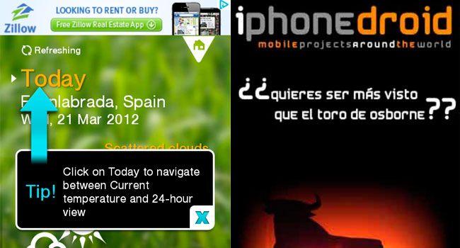 La publicidad móvil sigue sin cuajar: el 79% de la gente no los recuerda, según un estudio en Reino Unido  http://www.xatakamovil.com/p/38290