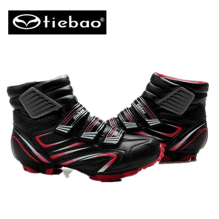 Tiebao Athletic winter Cycling Shoes Mountain Bicycle Bike sapatilha ciclismo mtb Racing Shoes 2016 Zapatillas Zapato Ciclismo