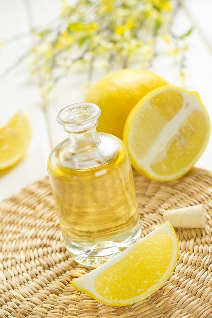 Il succo di limone e olio d'oliva pulizia via il prurito del cuoio capelluto - 9 facile in casa Consigli di bellezza per capelli