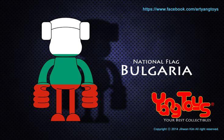 National Flags - Bulgaria