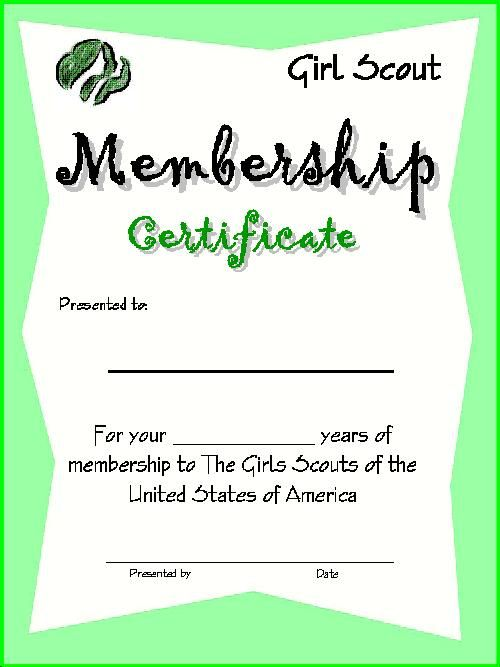 girl scout award certificate templates - 17 best images about girl scouts ceremonies on pinterest