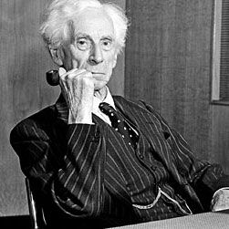 the ideal of critical thinking in the philosophy of bertrand russell Bertrand russell i think we ought always to entertain our opinions with some measure of doubt i shouldn't wish people dogmatically to believe any philosophy, not even mine.
