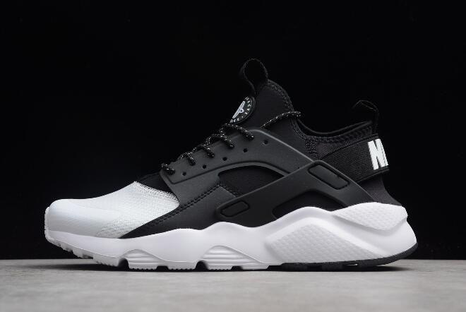 Nike Air Huarache Run Ultra Black White