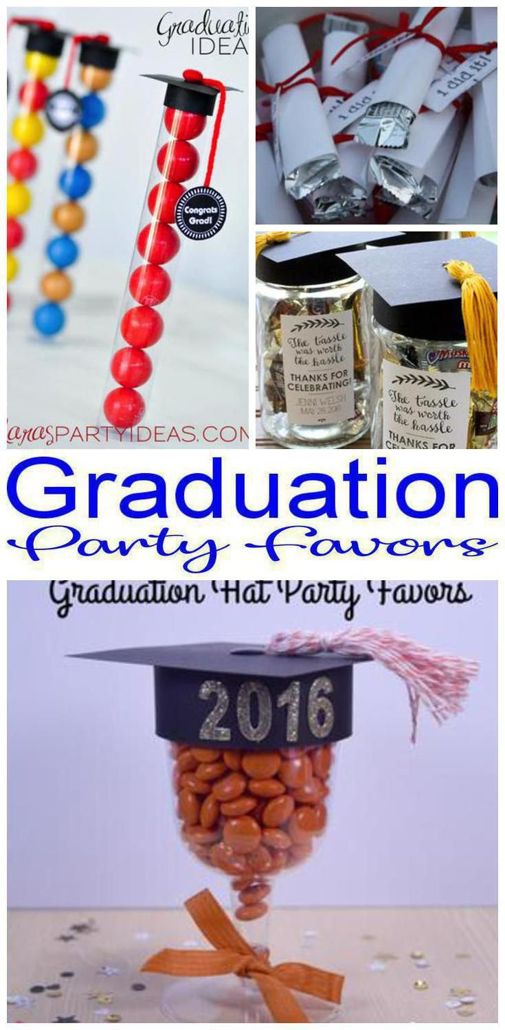 graduation party favors | kids holiday parties | pinterest