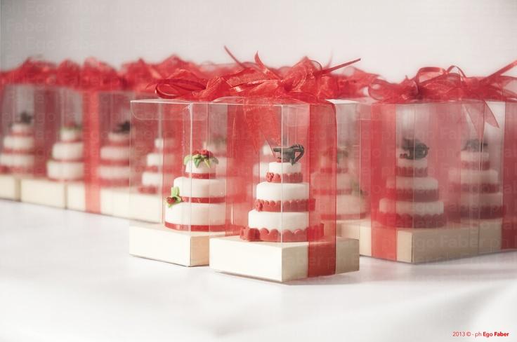 #cakedesign #segnaposti #minicake #wedding #handmade #creocreativa #napoli
