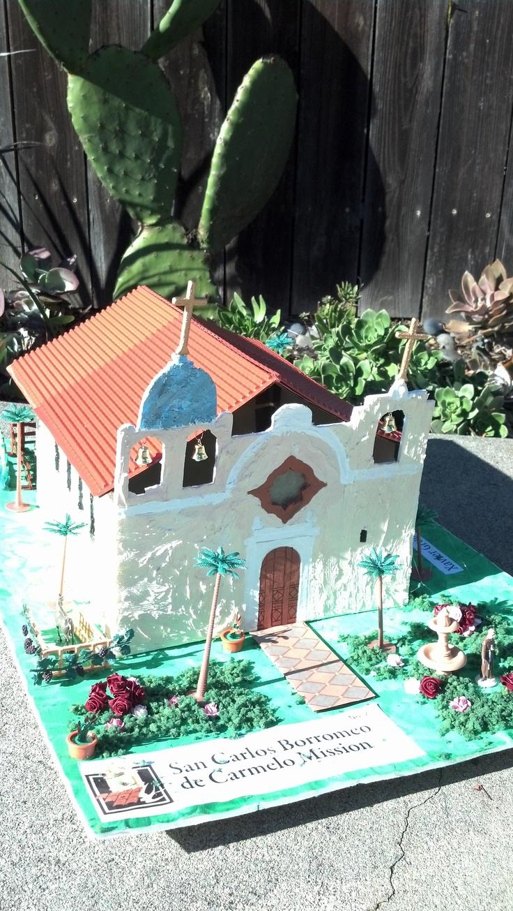 model of the original father junípero serra was convinced that