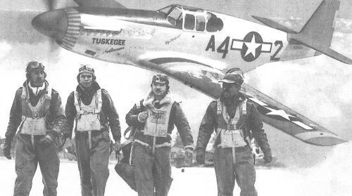 Tuskegee airman marker to be dedicated in town of Orange | Local | fredericksburg.com