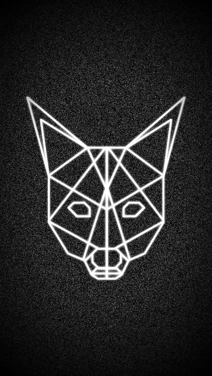 My 'Fox' cellphone background.