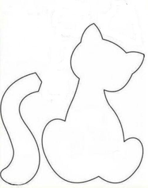 molde almofada de gato                                                                                                                                                     Mais