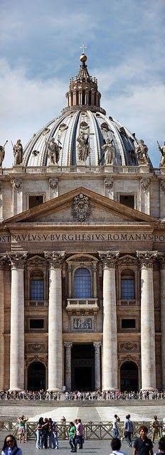 Basilica San Pietro in Vaticano, Rome. Italy. | Incredible Pics
