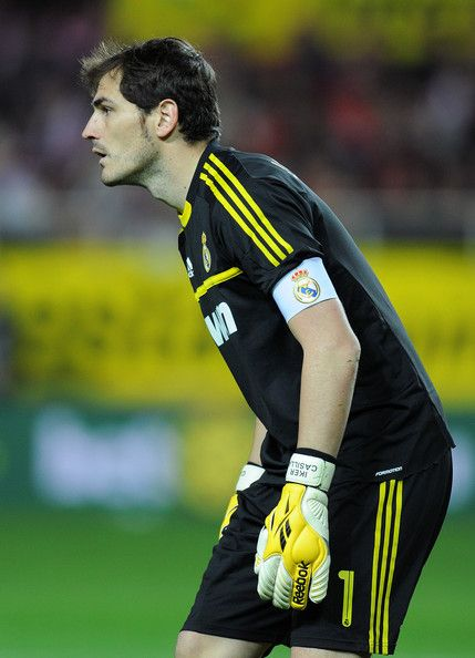 Iker Casillas - Sevilla FC v Real Madrid CF  - Liga BBVA