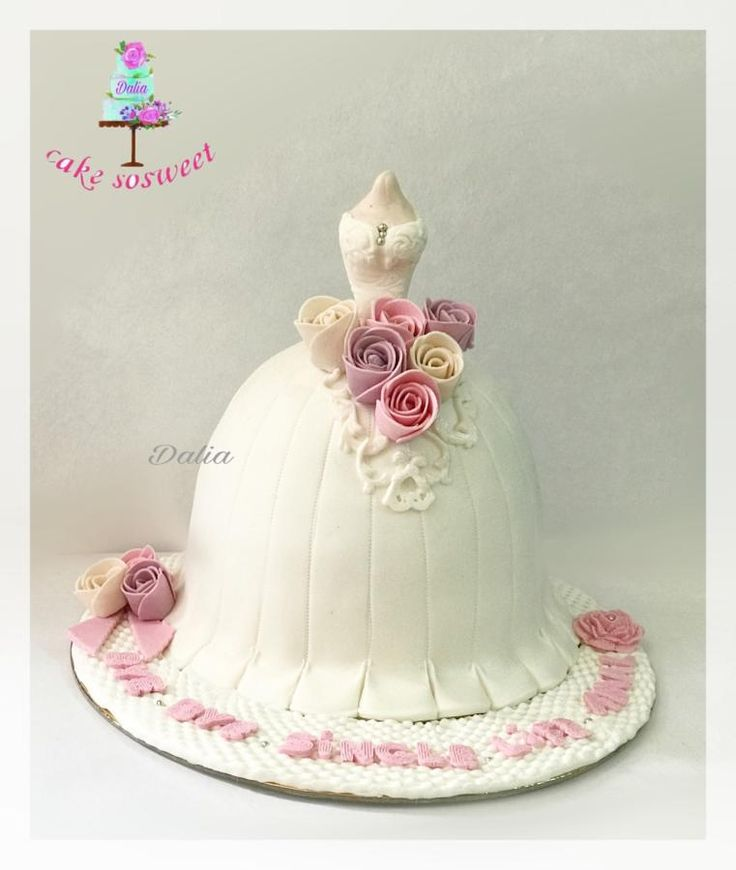 Cake_sosweet by Dalia