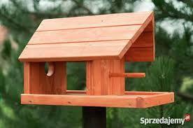 Znalezione obrazy dla zapytania karmniki dla ptaków