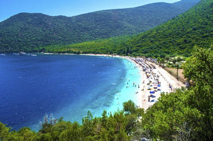Antisamos, Kefalonia,  Greece
