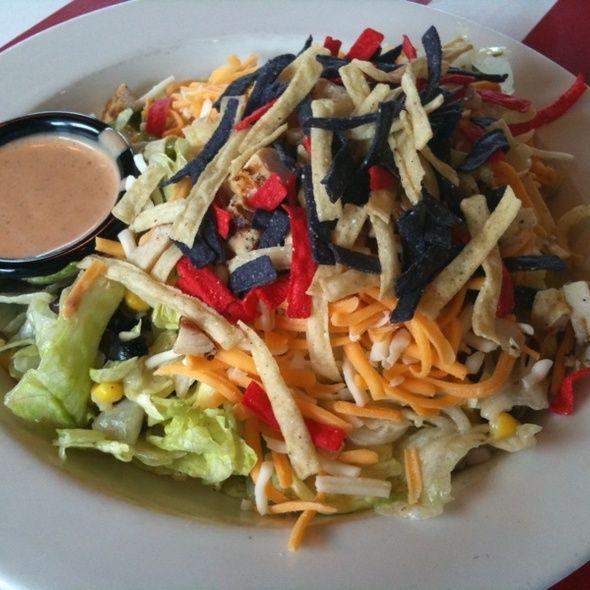 TGI Friday's Restaurant Copycat Recipes: Santa Fe Chopped Salad