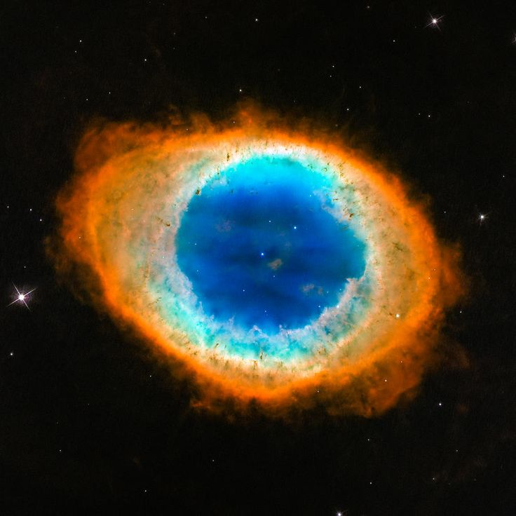 Space Image For Sale Ring Nebula Messier 57 A
