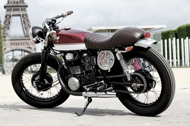 Honda CB350 custom