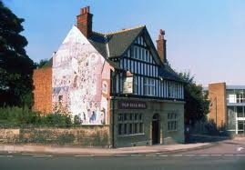 One of the many old pubs in Derby
