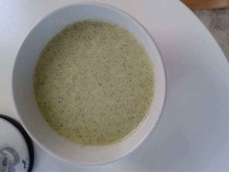 Broccolicremesuppe   Thermomix Rezeptwelt