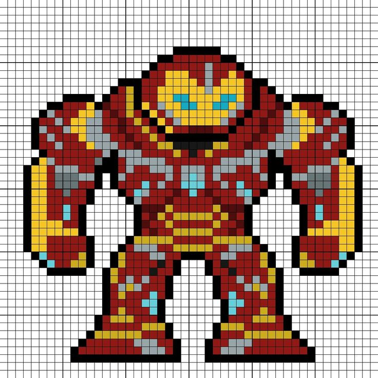 1406 best Pixel Art And Cross Stitch images on Pinterest ...