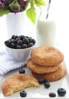 Snickerdoodle-Cookies schmecken nach Kindheit, nach Schwedenurlaub und nach ganz viel Zimt & Zucker. Sie sind außen knusprig und innen butterweich