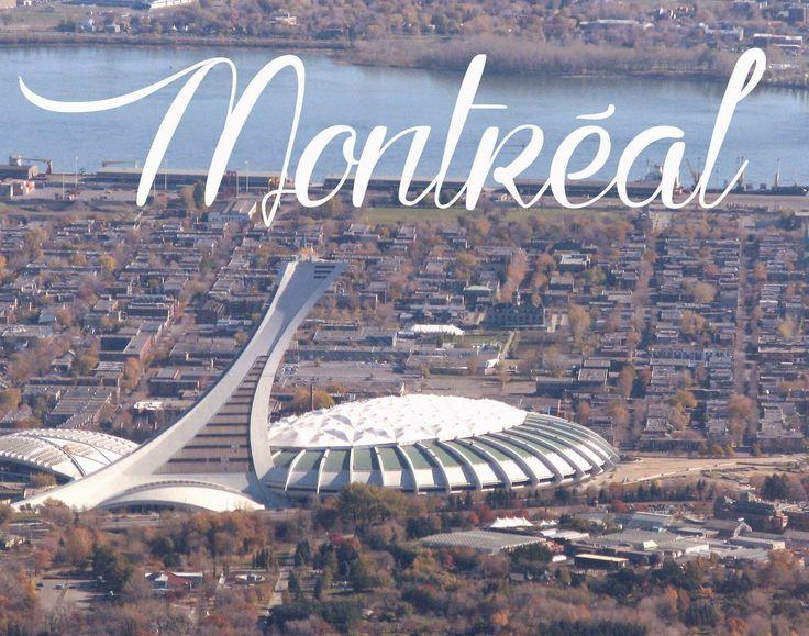 Mes bons coups à Montréal!