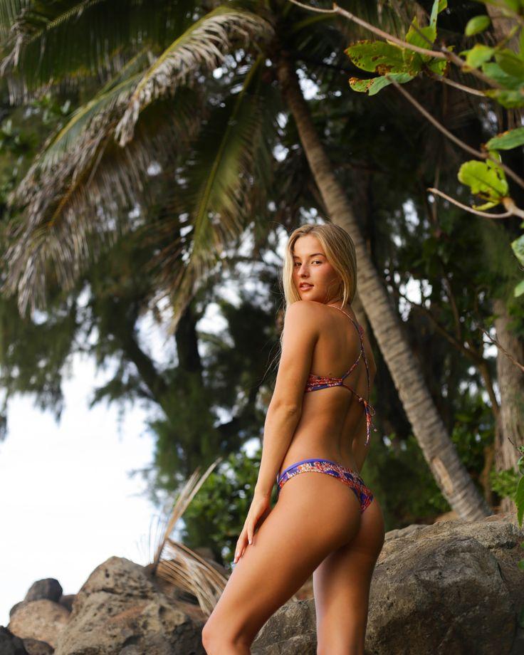 J U N G L E T R E K S 🌴🐘💙Zennor Mermaid @_sophhhhhh_ wandering uncharted destinations in her @zennorbikini TRIBA… | Beach essentials, Tribal elephant, Beach day