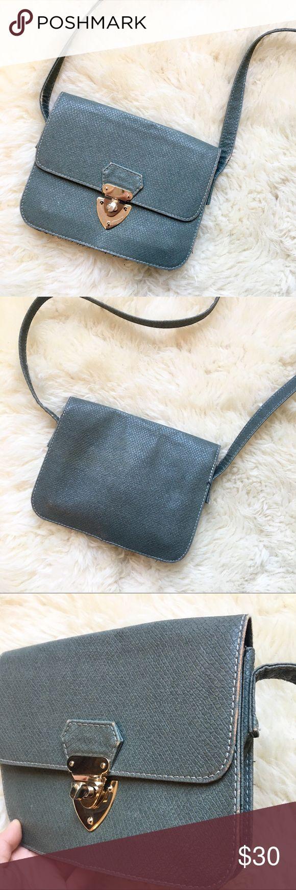 Brandy Melville Teal Bag Purchased in Madrid Brandy Melville. Brandy Melville Bags
