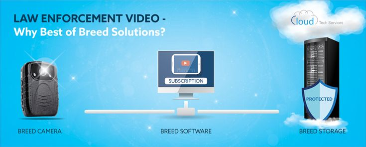Law Enforcement Video – Why Best of Breed Solutions