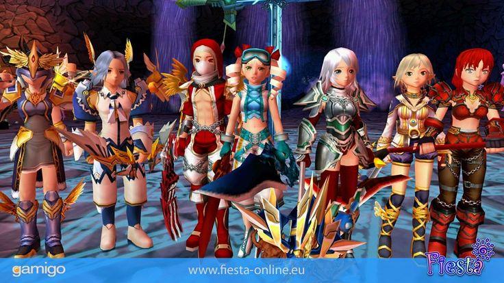 Hier haben wir 100 Vorteilscodes für das kostenlose Onlinespiel Fiesta Online! Sichere dir für 7 Tage das Kaffoo Kostüm komplett kostenlos!  https://gamezine.de/fiesta-online-100-codes-fuer-7-tage-kaffoo-kostuem.html