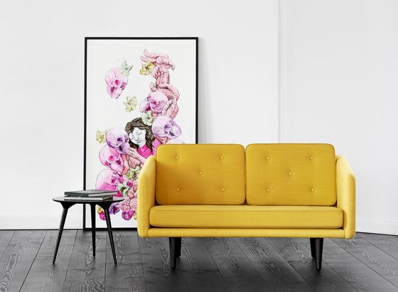 Sofas | Sitzmöbel | No. 1 | Fredericia Furniture | Børge. Check it out on Architonic