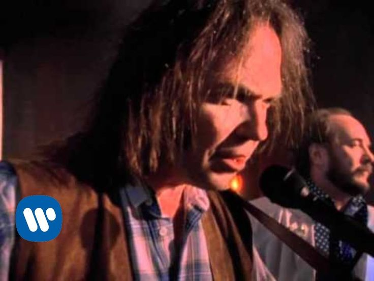 Neil Young - Harvest Moon - Thank you for enriching my life and sharing this with me.... I had it played live for me yesterday on the boat.... ;-)